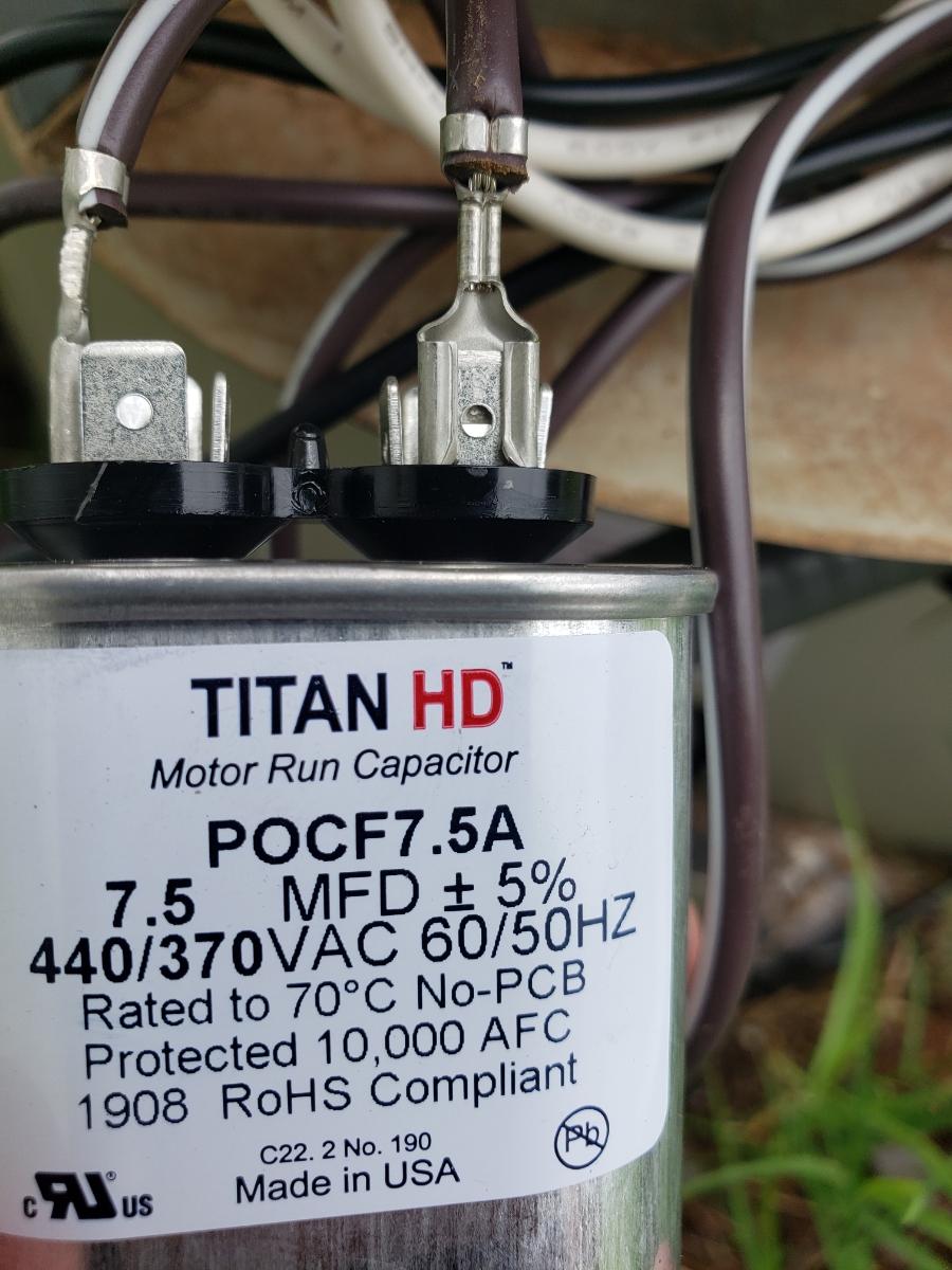 Ac Fan And Compressor Wiring Please Help