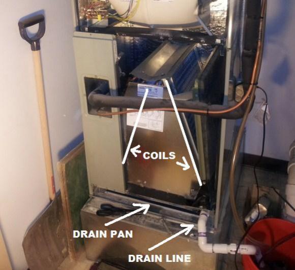 Drain Pan For Air Conditioning Unit Best Drain Photos