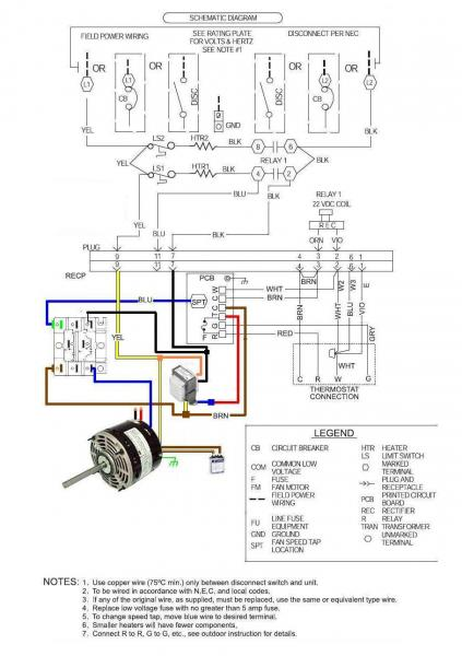 x13 ecm to psc blower motor conversion