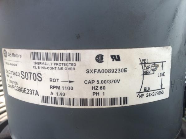 bad capacitor symptoms