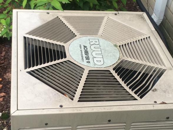 Ac Unit Fan : Ac unit outside fan stays on won t shut off