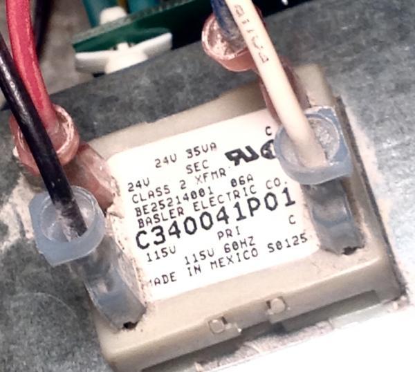 Furnace motor not working for Ac fan motor not working