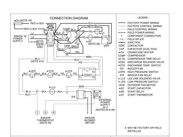 Carrier Tech2000ss 38tua - Compressor Won U0026 39 T Run