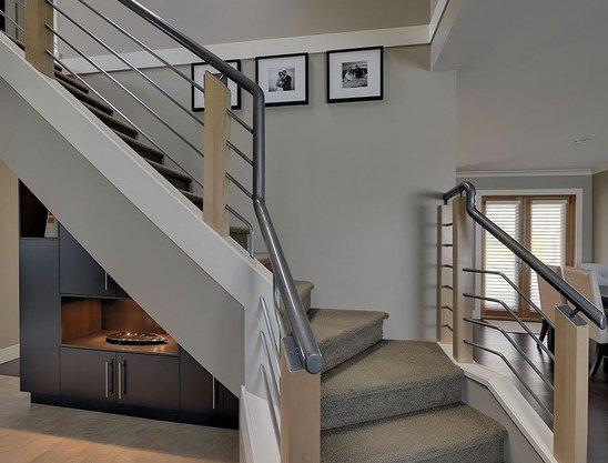 Advice Needed On Finishing Basement Stairs DoItYourselfcom