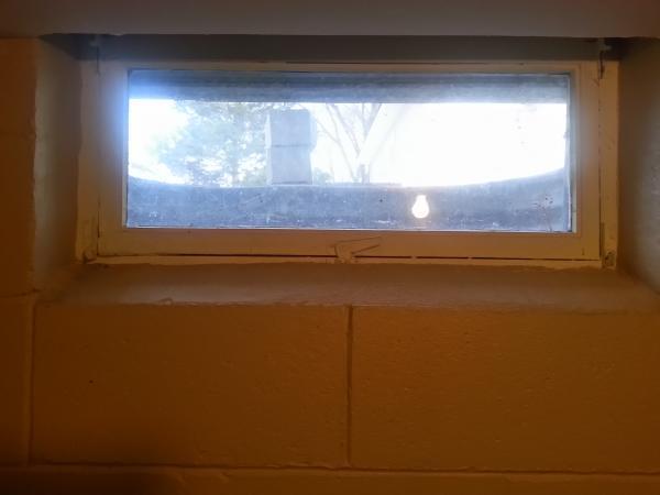 Replacing Wood Framed Basement Windows Need Advice