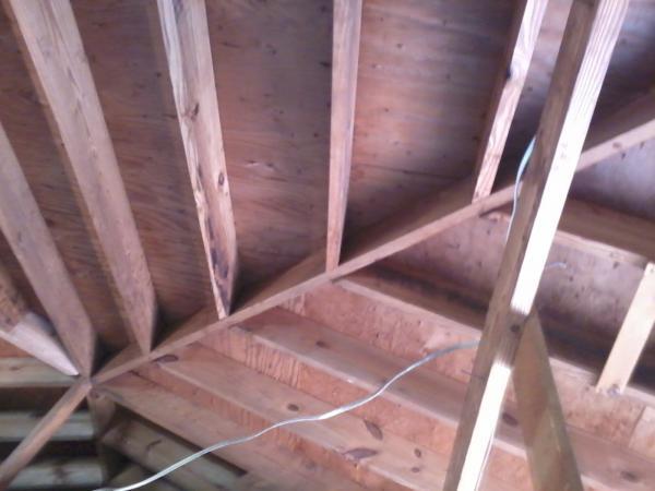 Attic Insulation For Vaulted Ceilings Doityourself Com