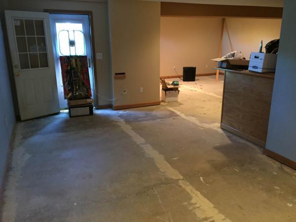 sealing concrete basement floor community forums. Black Bedroom Furniture Sets. Home Design Ideas