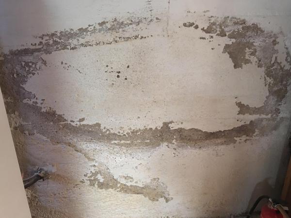 Crumbling Concrete Basement Walls Doityourself Com