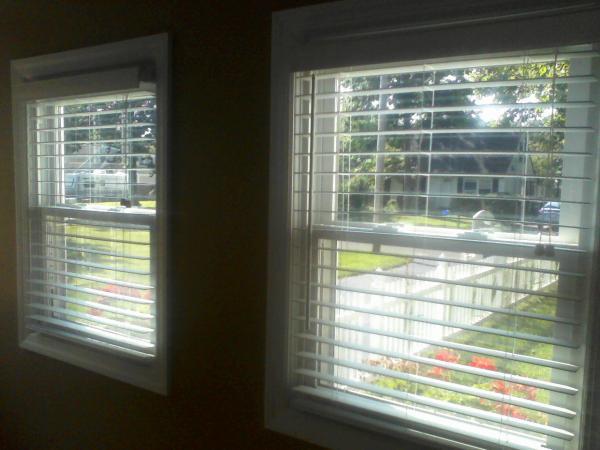 Window Blinds Inside Mount Modification Doityourself