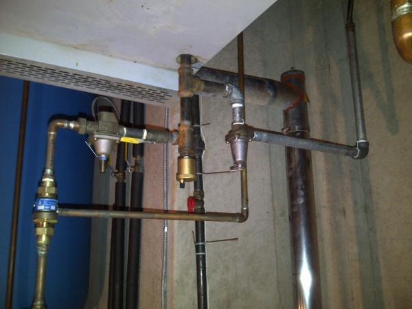 Steam Boiler Steam Boiler Banging Noise