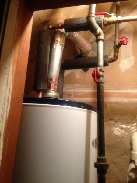 Gas Water Heater Downdraft Doityourself Com Community Forums