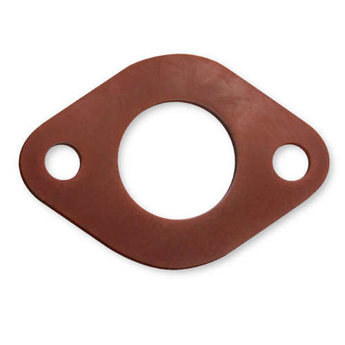Red Rubber Flange Gasket Vs Round Gaskets Doityourself