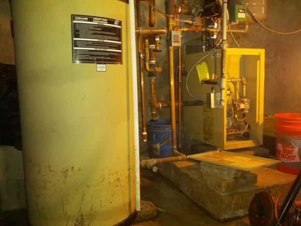Help! No hot water (from gas boiler/furnace) - DoItYourself.com ...
