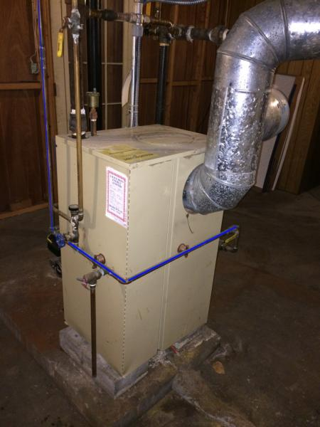 Tankless Coil For Boiler ~ Converting tankless coil on weil mclain p wtgo to