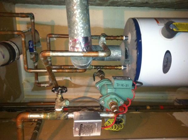 Baseboard Heat Problems - Hot Water Heater