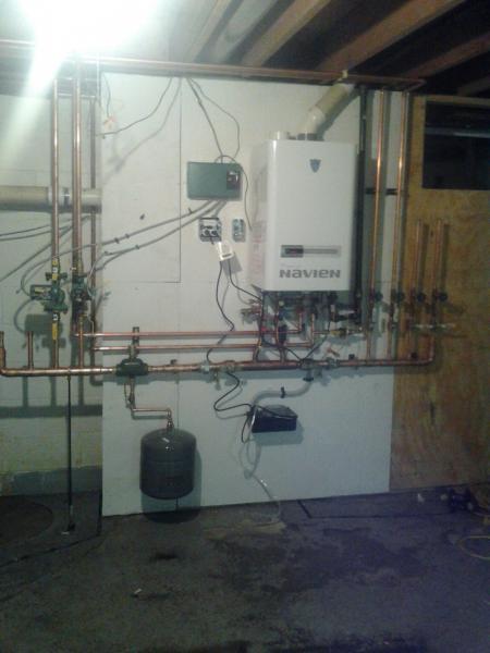 Navien Boiler Not Heating Home Doityourself Com