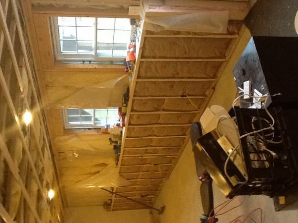 hydronic heat basement community forums