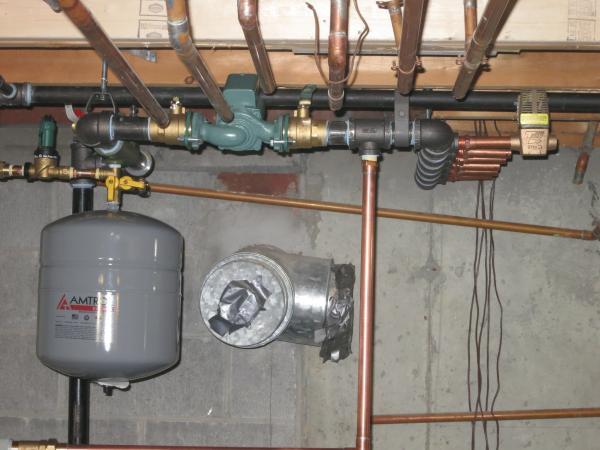 Burnham P205-wpv Wiring Assistance