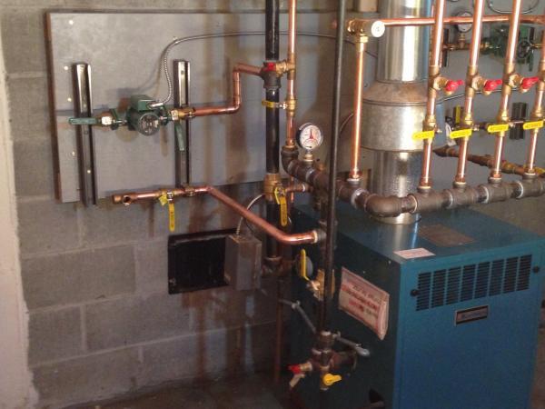 Boiler Heating System Diagram Wiring Diagram Or Schematic