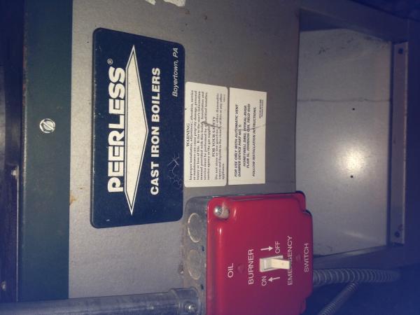 Problem with Honeywell L8148A aqua stat DoItYourself com