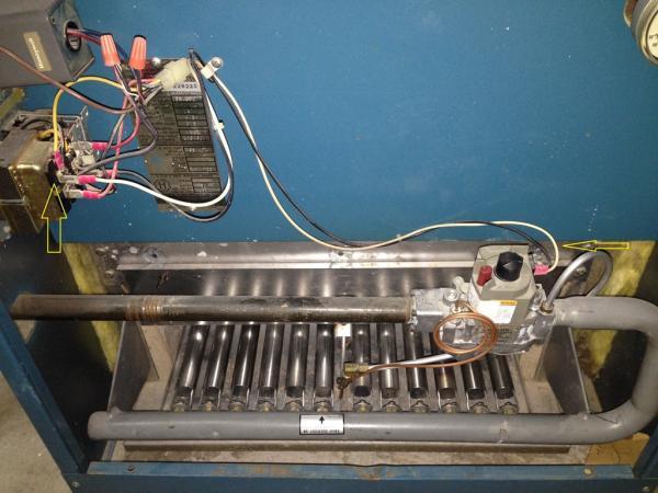 Adding A C Wire To Burnham Boiler