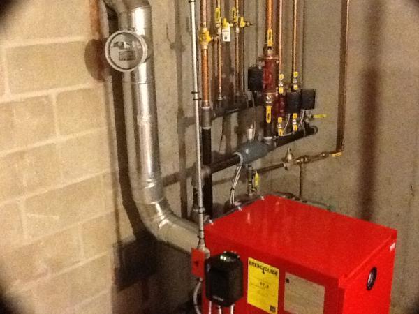 Oil Boiler: Oil Boiler New
