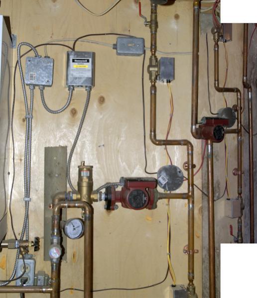 In-floor Heating- Air Purge Issues