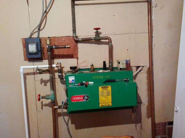 High Boiler Pressure Running High Doityourself Com
