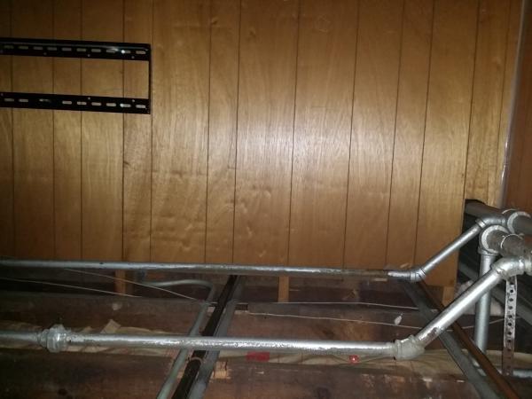 Options For Basement Ceiling Radiator?