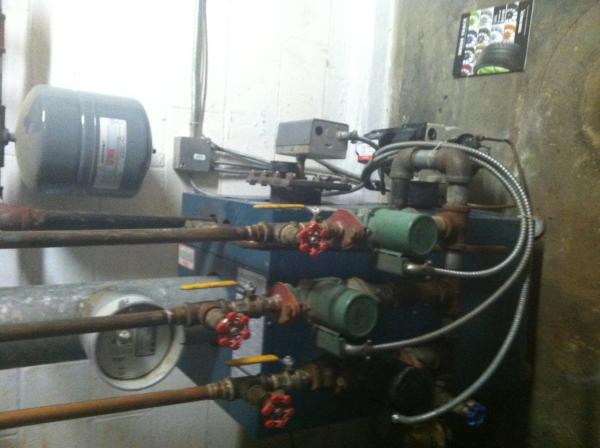 Parallel Boiler Hook Up Doityourself Com Community Forums