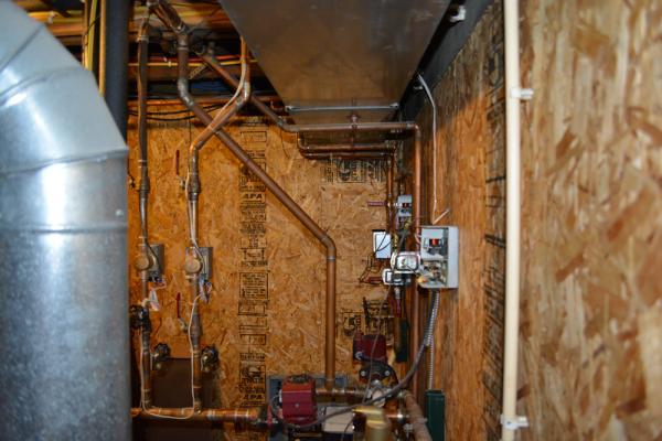 installing zone valve control