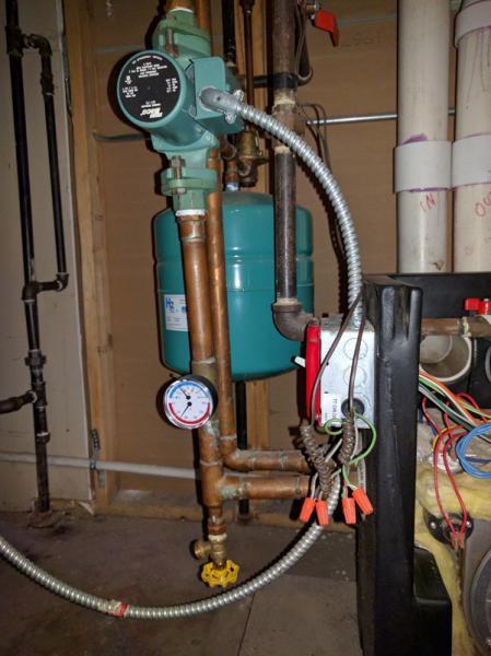 Munchkin Boiler not firing up - no error codes - DoItYourself.com ...