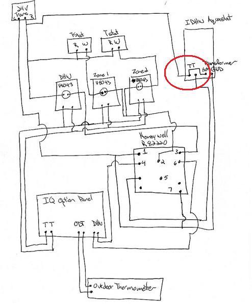 zone valve trouble