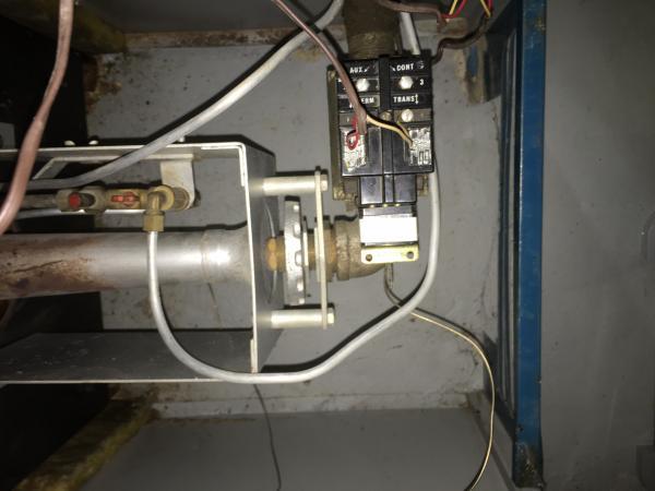 How Do I Light Pilot On Old Blue Circle Boiler