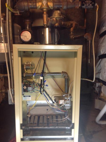 Weil McLain CGa gas fired boiler wont fire - DoItYourself.com ...