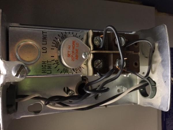 Boiler Circulator Pump And Wiring