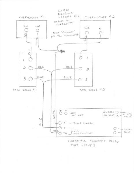 taco zone valve wiring diagram - somurich.com taco power head wiring diagram