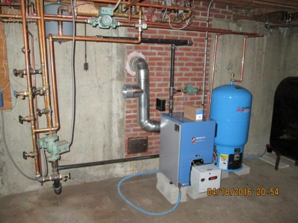 Fixing new boiler installation - DoItYourself com Community