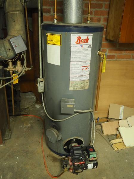Oil Fired Hot Water Boilers Home Heating ~ Bock hot water heater not firing up doityourself
