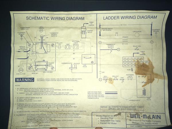 Help With Weil-mclain Boiler - Won U0026 39 T Ignite