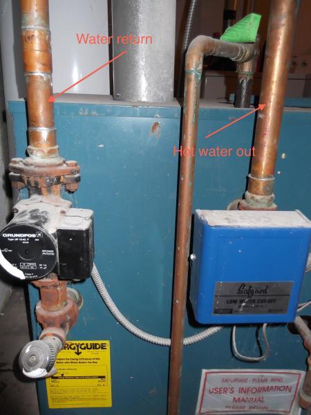 Burnham Hot Water Boiler Help Doityourself Com