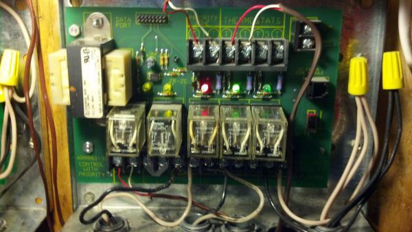 Argo Control Boards Somehow Not Sending A Signal To The Circulator - Taco circulator pump wiring diagram