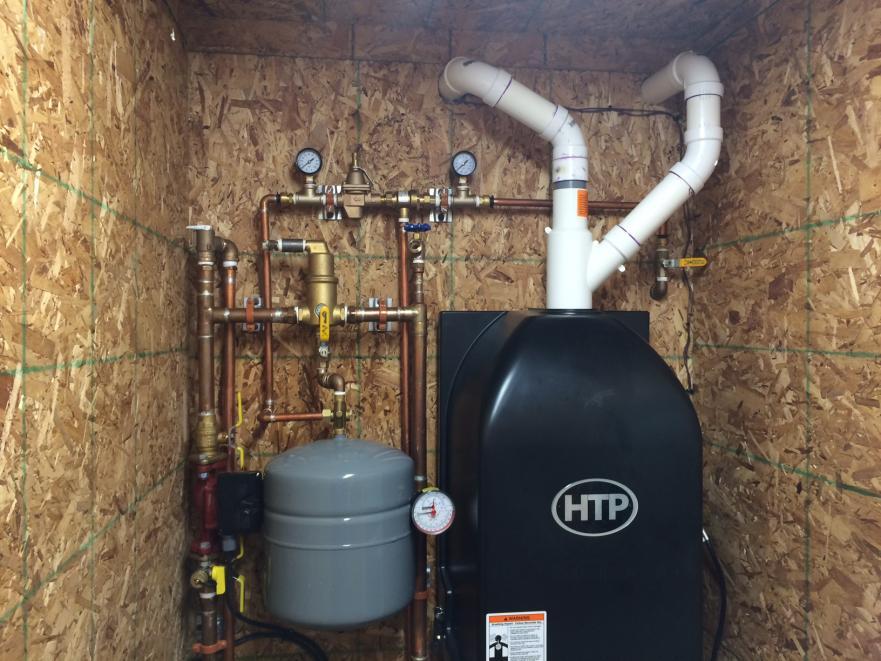 pos perdagangan sistem air panas