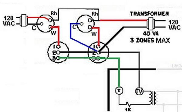 taco zone valves wiring diagram - schematics and wiring diagrams, Wiring diagram