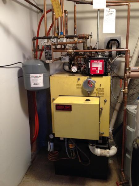 Temperamental Aquastat  Ek System 2000