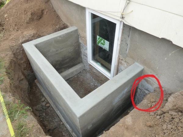 water leak in basement wall community forums