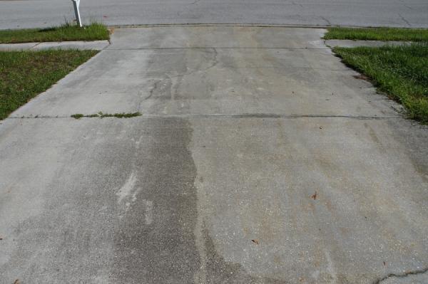Concrete oops coverup community forums for Acid wash concrete driveway