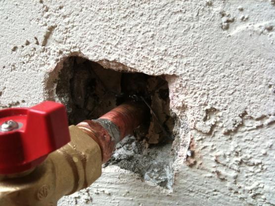 Stucco Concrete Repair Doityourself Com Community Forums