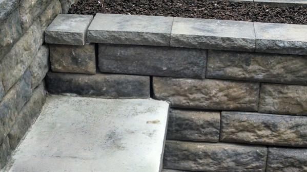 Patio foundation repair community forums for Cement block foundation