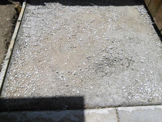First Time Pouring Concrete Fail Doityourself Com